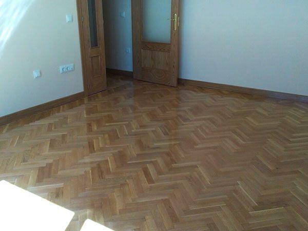 Carpinter a de madera en madrid puertas villarta - Carpinteria madrid centro ...